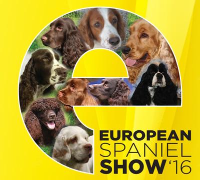 European Spaniel Show 2016