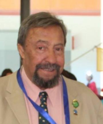Carlos Saevich, juez de la XXXII Monográfica del Spaniel Club de España